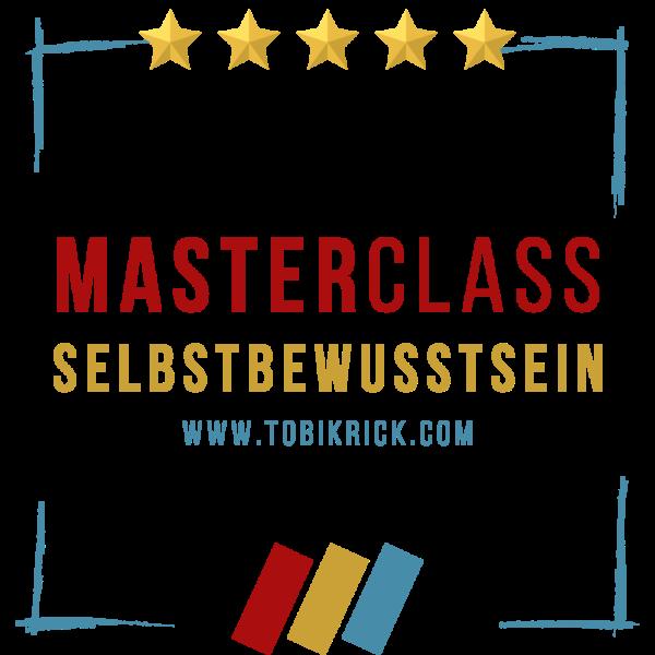 Tobi Krick Masterclass Selbstbewusstsein Rahmen