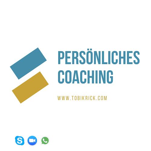 Tobi Krick Selbstbewusstsein Coaching