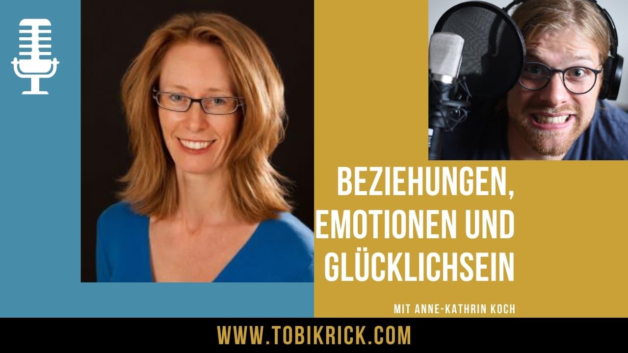 Glücklichsein Anne Kathrin Koch TobiKrick